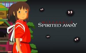 Spirited Away Website Mock-ups