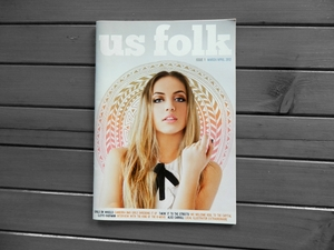 Us Folk Magazine - Issue 1