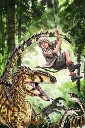 Robert Irwin Dinosaur Hunter
