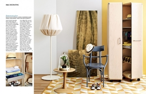 Assistant Stylist. House&Garden Storage Story (Feb 2013 issue). Stylist - Parish Stapleton