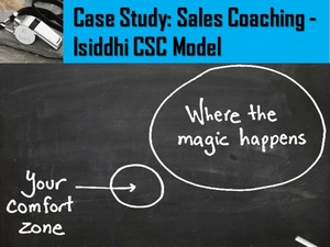 Isiddhi Sales Coaching