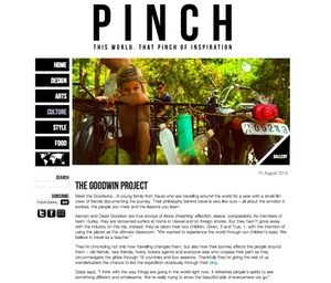 The Goodwin Project - PINCH Magazine