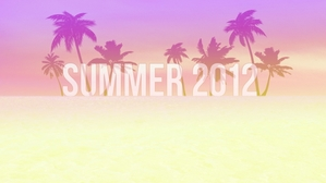 Summer 2012 - Personal Project
