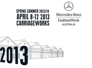 Mercedes-Benz Fashion Week Australia Coverage 2013