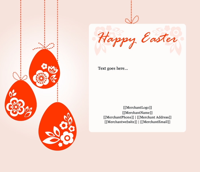 Easter Email Templates | Easter Email Templates Jaimie Harrison Portfolio The Loop