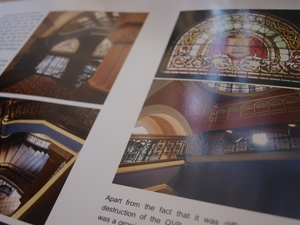 The Queen Victoria Building - Magazine Article