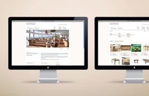 Cotswold Furniture Brand development, Identity development, Messaging strategy, Print, Website design & build
