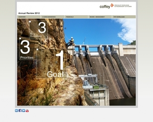 Coffey Internation Annual Report 2012