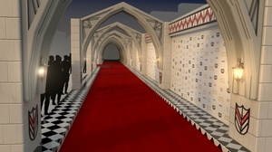 Guy's Choice Award Red Carpet Visualisation