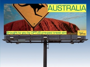 Australia Brought to you by Optus Prepaid Travel Sim