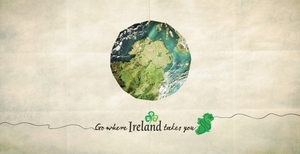 TOURISM IRELAND.  GO WHERE IRELAND TAKES YOU.