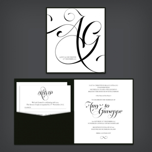 Pellegrino Wedding Stationery