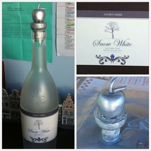 Producing a Consumer Brand and Product (Snow Wine)
