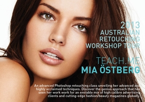 ADVANCED RETOUCHING WORKSHOPS