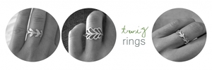 Twig Ring Collection