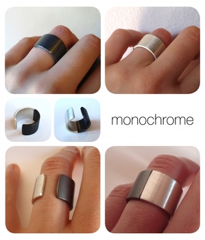 Monochrome Ring