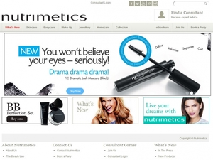 eMarketing Specialist Nutrimetics Australia & NZ