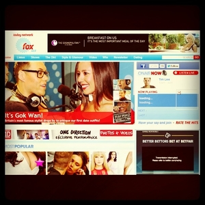 On Air with Gok Wan (Fox FM)