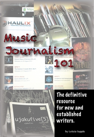 Music Journalism 101: The Definitive Resource for New and Established Writers