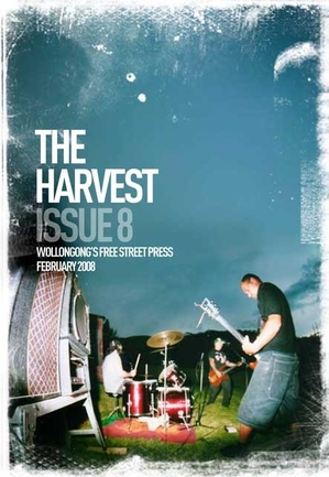 Harvest Wollongong Street Press Cover Photo