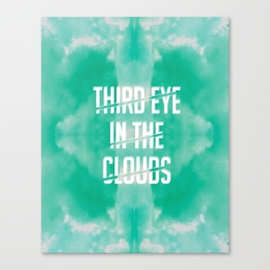 Third eye in the clouds