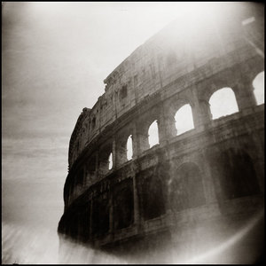 THE HOLGA DIARIES: ON HOLIDAYS