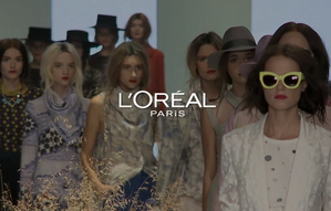 L'Oreal Melbourne Fashion Festival 2013