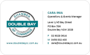 Double Bay Chamber of Commerce