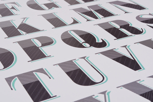 Chromatic Typeface