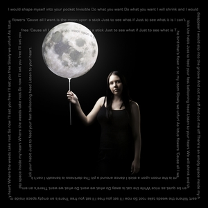 Moon Upon a Stick Folio Work