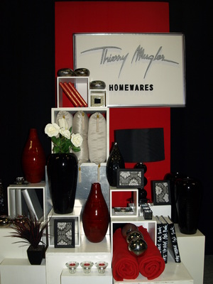 Homewares Display