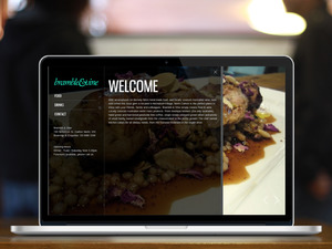 Bramble & Vine Website