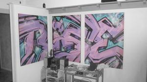 """""""RISE"""" Canvas"""