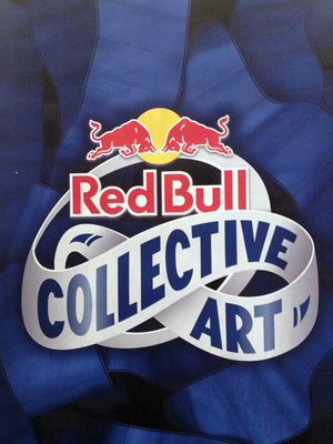 Red Bull Collective Art Project