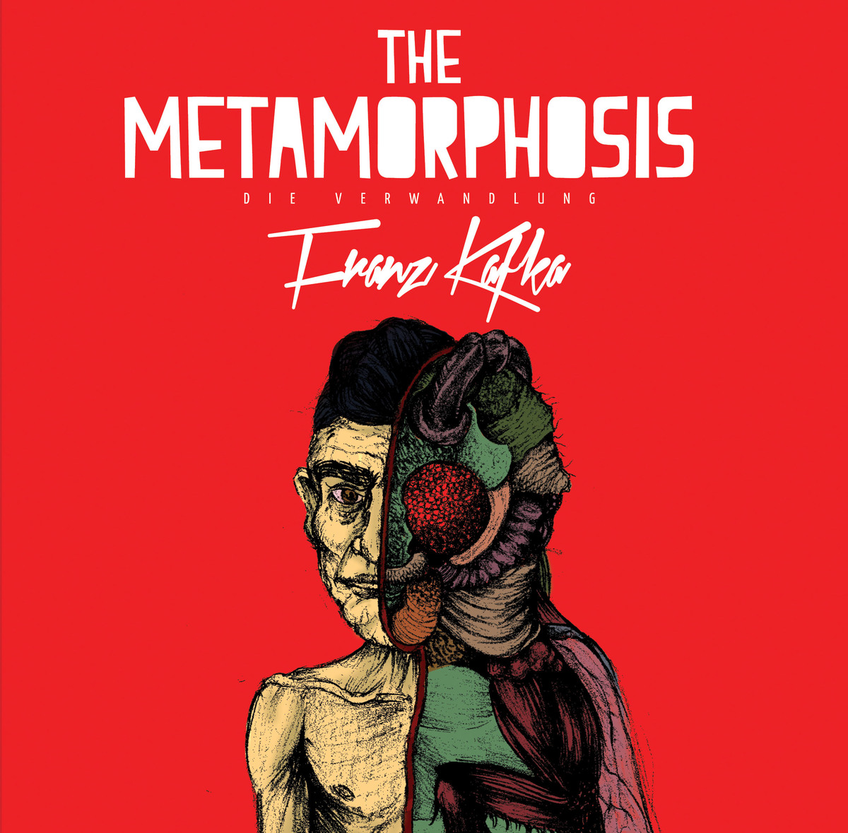 franz kafkas message in the metamorphosis Kafka's the metamorphosis toys with the traditional family structure where the father is at the head of the household and the son is a bug oh waitthe story begins with gregor, the son, as the so.