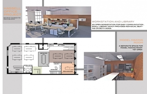 Hassell Office Project
