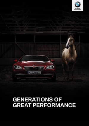 Precinct - BMW Caulfield Cup promo poster