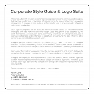 Logo Suite & Style Guide
