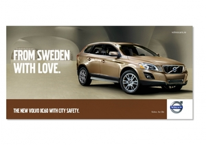 Volvo Billboard