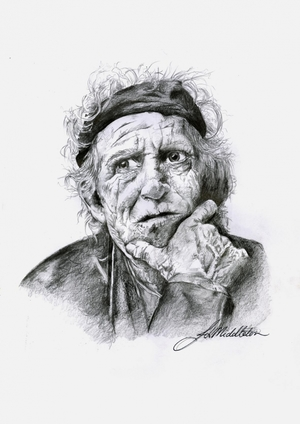 Exhibition (Keith Richards)
