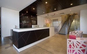 Wine Australia corporate fitout