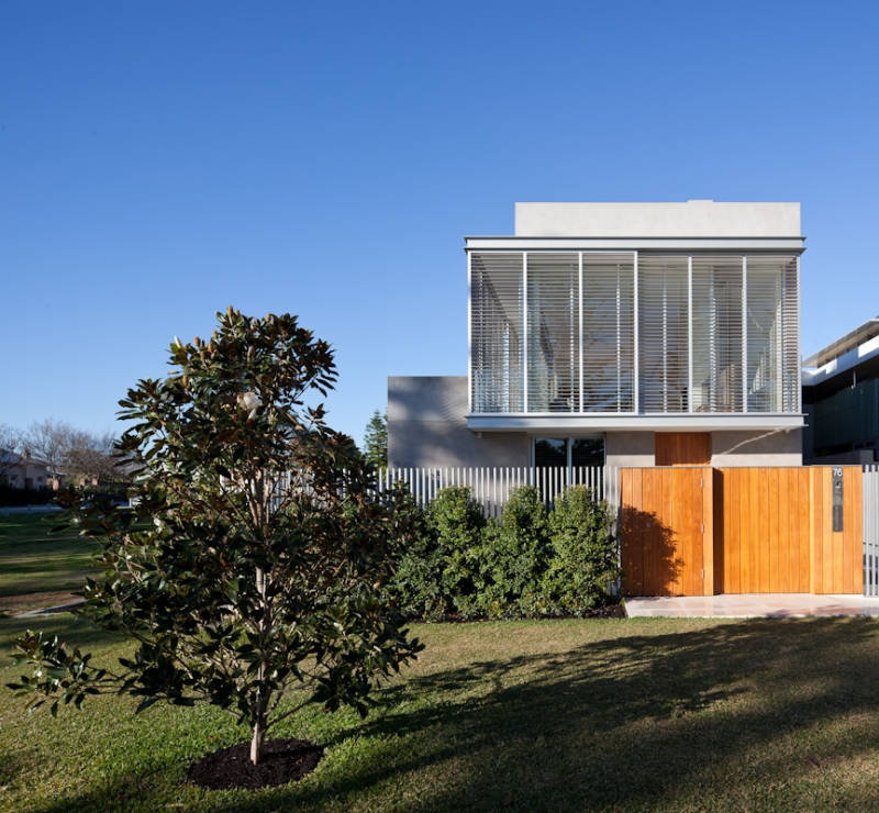 Kerry hill architects campbell house angus martin for Architecture firms perth