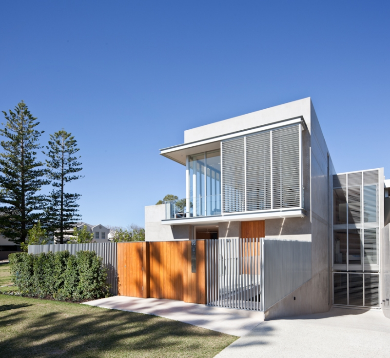 Kerry Hill Architects Campbell House Angus Martin