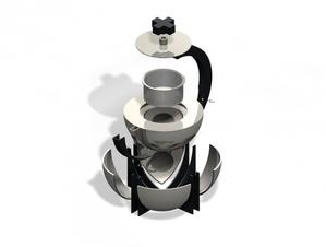 Axis Teapot