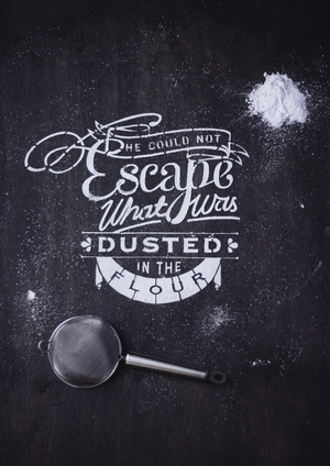 Type Delight: Food typography