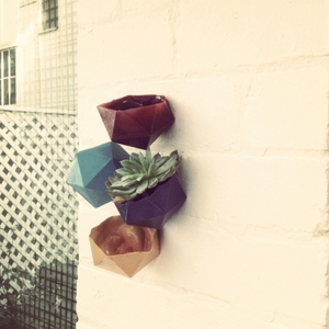 Resin Planters and sculptures