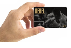 Rebel VIP Card