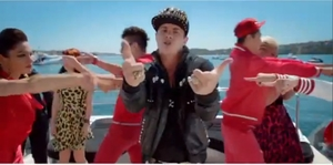 Johnny Ruffo McDonalds X-Factor TVC / Music Video