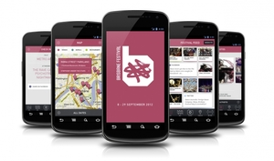 BRISBANE FESTIVAL 2012 - ANDROID APP