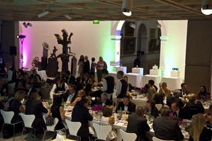 Art & Friends Dinner 2012